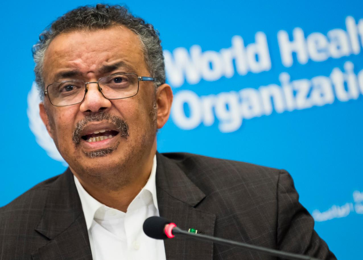 Глава ВОЗ рассказал о мерах, которые нужно предпринять для ликвидации пандемии