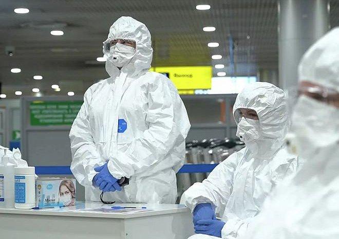 О первом заражении коронавирусом в Москве