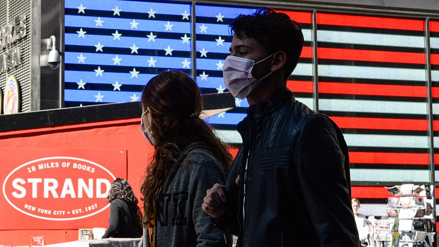 Ситуация коронавируса в США, здесь протестировали вакцину от вируса на человеке